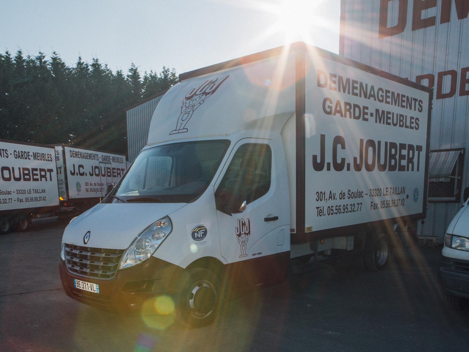 Camion JC Joubert